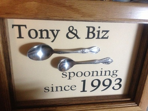 Spooning Gift
