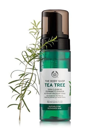 Tea Tree and Green Tea Face Wash