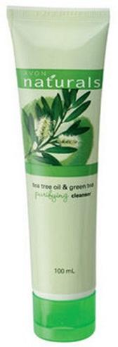 Tea Tree Oil and Green Tea Face Wash