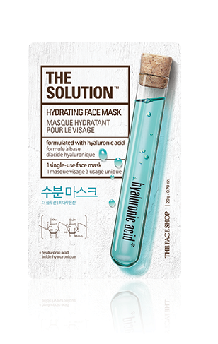 The Face Shop Solution Hydrating Face Mask