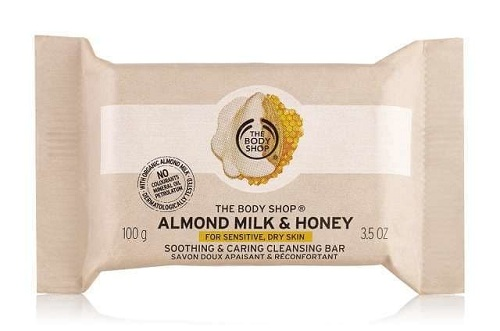 The Body Shop Milk and Almond Face Wash