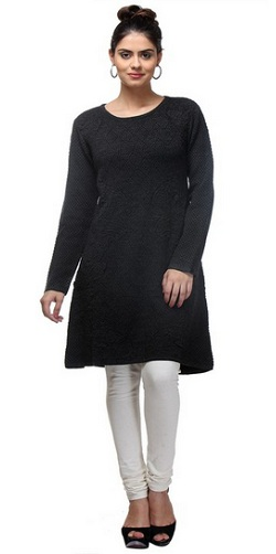Umbrella Kurti for Winter