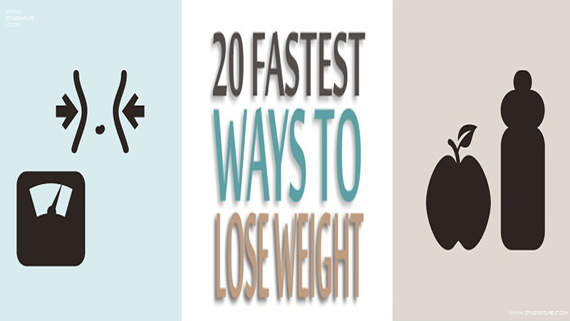 fastest ways to lose weight