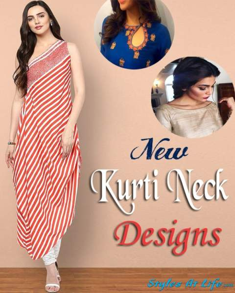 Kurti Neck Designs 25 Trending And Stylish Collection In 2020