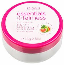 Oriflame Essentials Fairness Cream