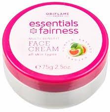 Oriflame Essentials Fairness Cream