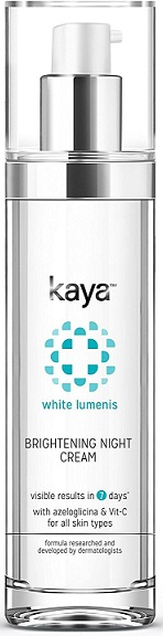 Kaya Brightening Night Fairness Cream