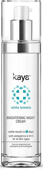 Kaya Brightening Night Fairness Cream