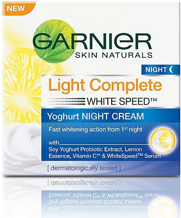Garnier Skin Naturals Multi Action Fairness Cream