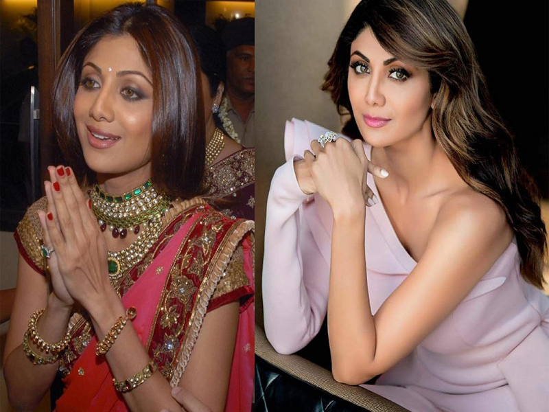 Actress Shilpa Shetty Beauty Tips