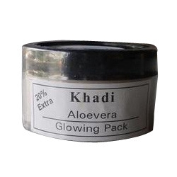 Aloe Vera Glowing Pack by Khadi