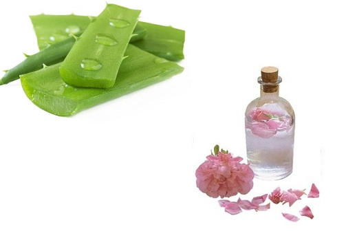 Aloe Vera with Rose Water