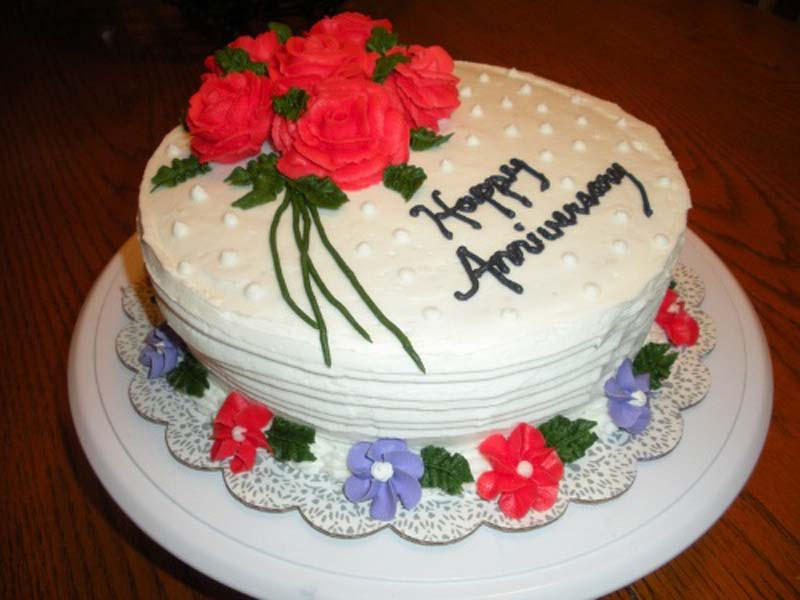 9 Best Anniversary Cakes Styles At Life