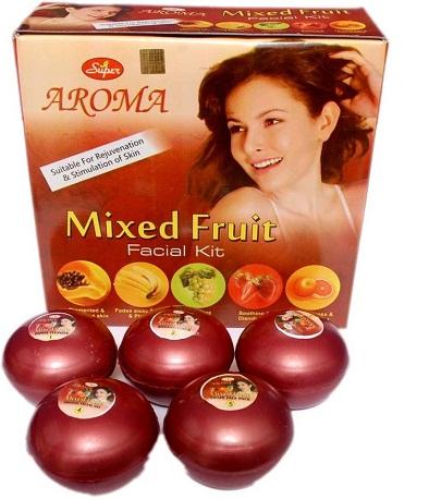 Aroma Fruit Facial Kit