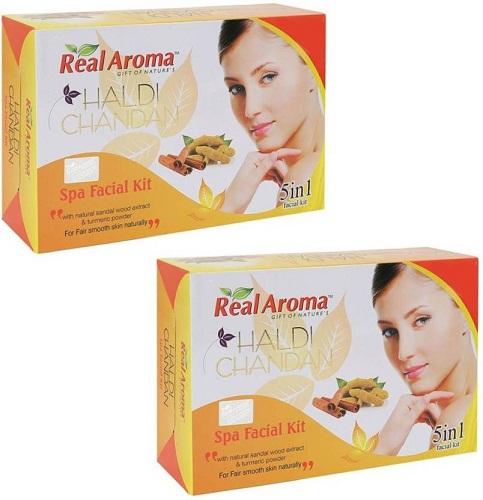 Aroma Herbal Facial Kit
