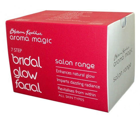 facial kit for glowing skin