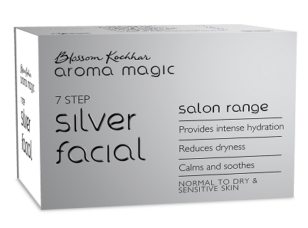 Aroma Magic Silver Facial Kit