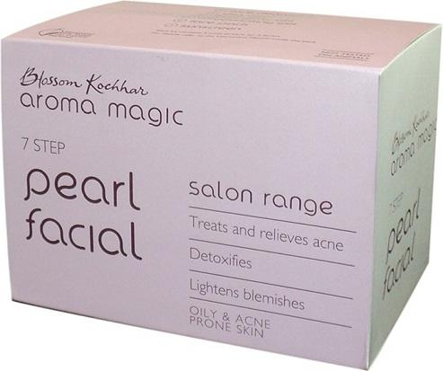 Aroma Pearl Facial Kit