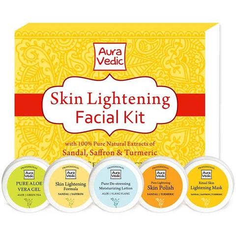 Auravedic Skin Lightening Facial Pack