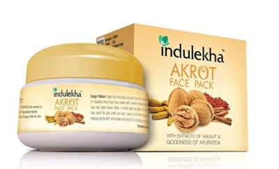 Ayurvedic Indulekha Face Packs In India