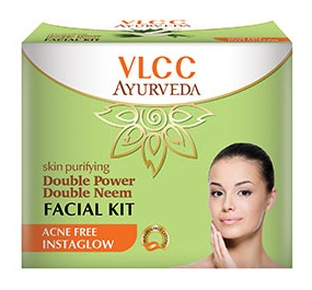 Ayurvedic Neem Facial Kit for Acne