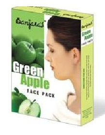Banjaras Green Apple Face Pack