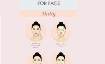 Homemade Beauty Tips For Face