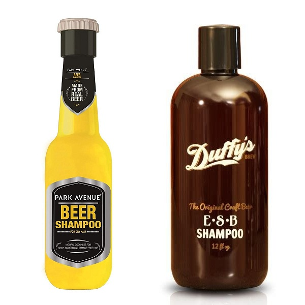 Beer Shampoos