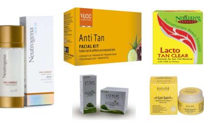 Anti Tan Products