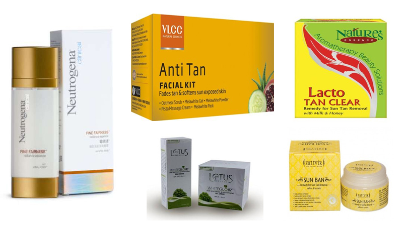 Anti Tan Products