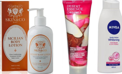 Best Body Moisturizers in India for 2019