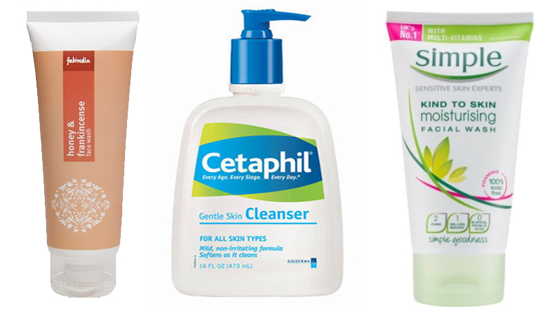 Best Cleansers For Dry Skin Available In India