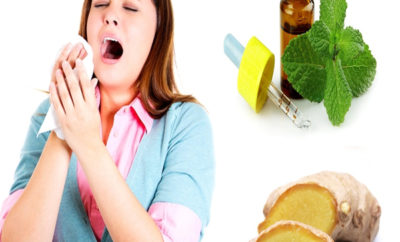 Best Home Remedies for Continuous Sneezing