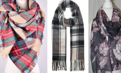 Best & Modern Cotton Scarf Collections For Women