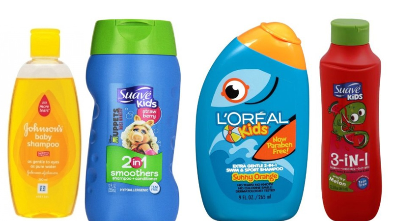 Best Rated Kids Shampoos and Conditioners