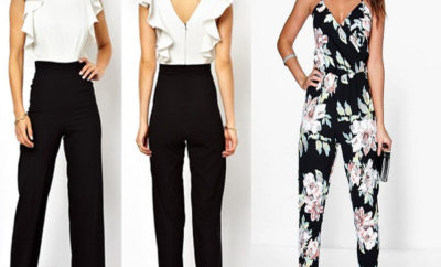 Best and Attractive Party Jumpsuits for Ladies in Trend