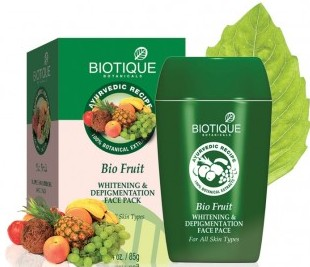 Biotique Bio Fruit Face Pack