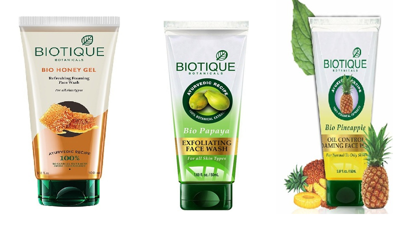 4ccbaf834d 9 Best Biotique Face Wash Products For Oily