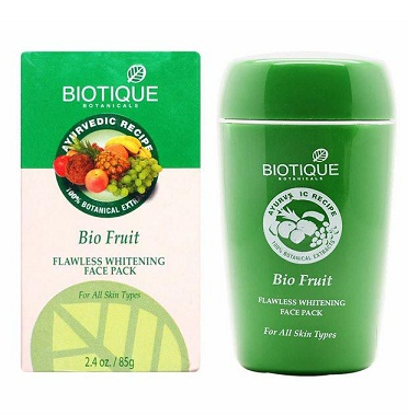 Boutique Fruit Whitening Night Face Pack