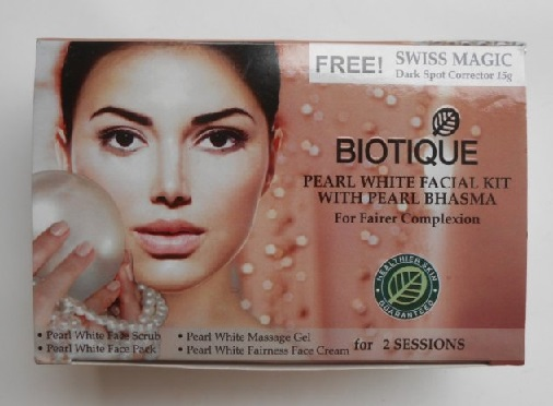 Biotique Pearl Facial Kit