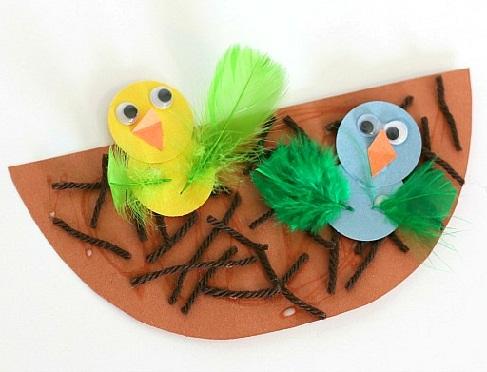 Bird Toy Craft
