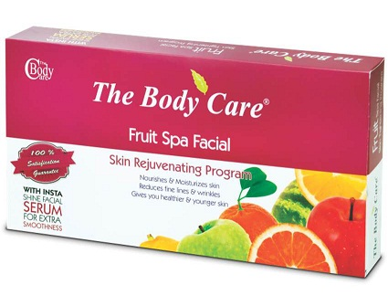 body care facial kit