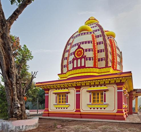Brahma Temple in Goa