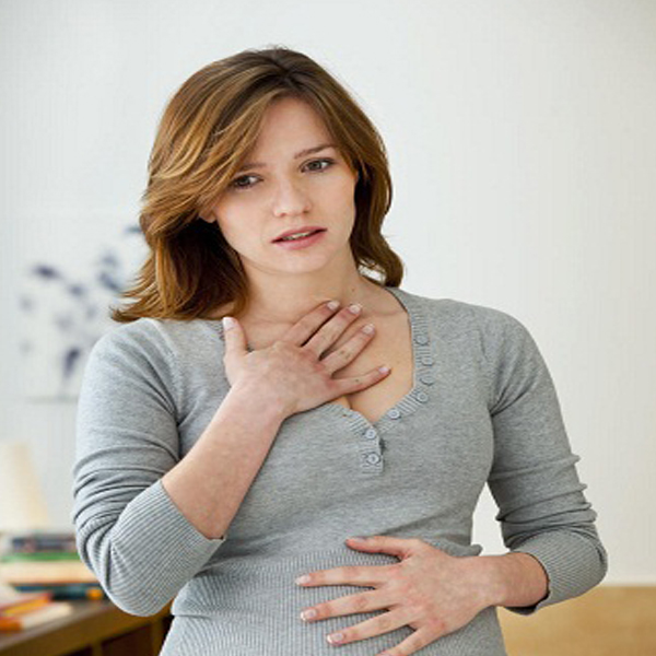chest infection during pregnancy