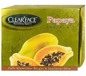 Clear Face Papaya Facial Kit