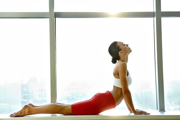 Satyananda Yoga Poses Cobra Pose