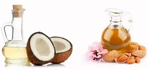 Coconut Oil with Almond Oil