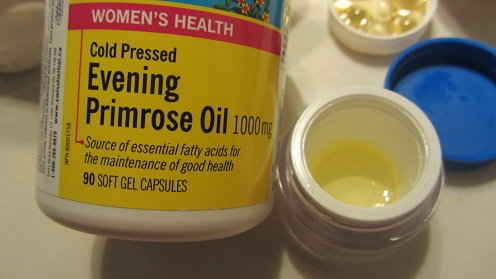 Coconut Oil with Evening Primrose Carrier Oil