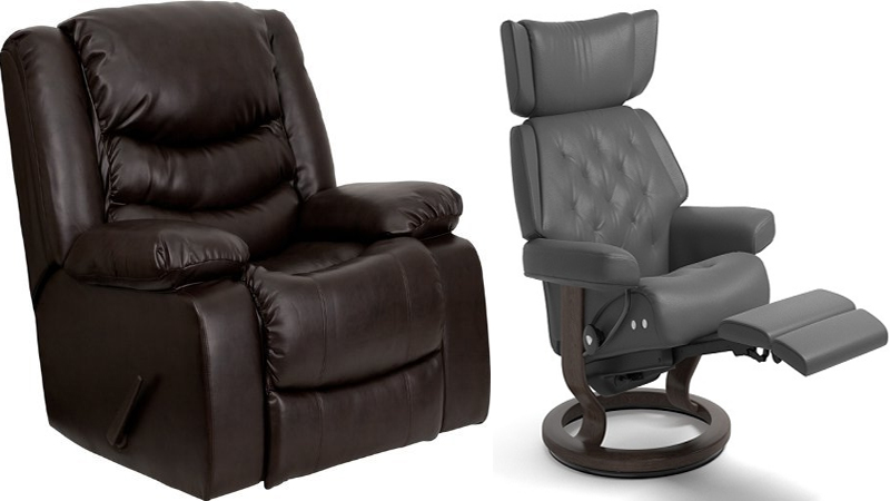 Contemporary and Modern Recliner Chairs
