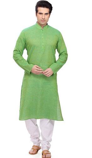 Cotton Formal Wear Kurta for Men